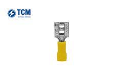 TERMINAL TCM FEMEA PI 4,0-6,0MM AM C/100