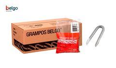 GRAMPO P/CERCA BELGO 19X11 (1X9) GALV