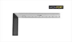 """ESQUADRO MOMFORT CABO PVC 10"""" 25CM"""