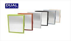 ARMARIO DUAL P/WC PLAST C/ESP PR