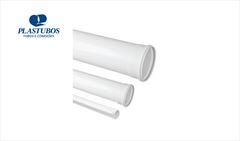 TUBO PLASTUBOS ESG PVC  75MM 6M