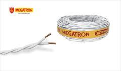 CORDAO MEGATRON TORC 2X4,0MM 300V 100M